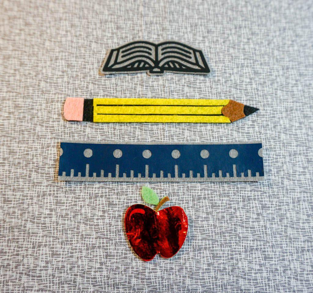 Teacher Gift Hoop Art