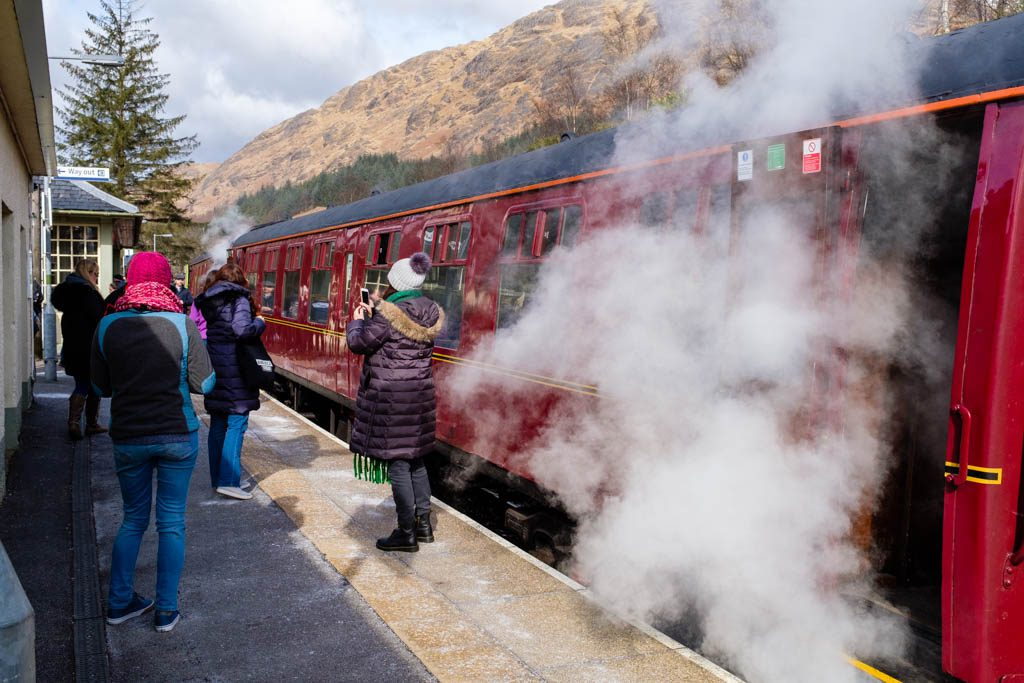 How to Ride the Hogwarts Express