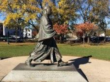 Dr. Martin Luther King Sculpture, Kalamazoo