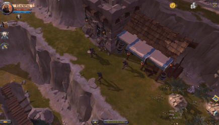 Albion Online the first true cross-platform MMO, from