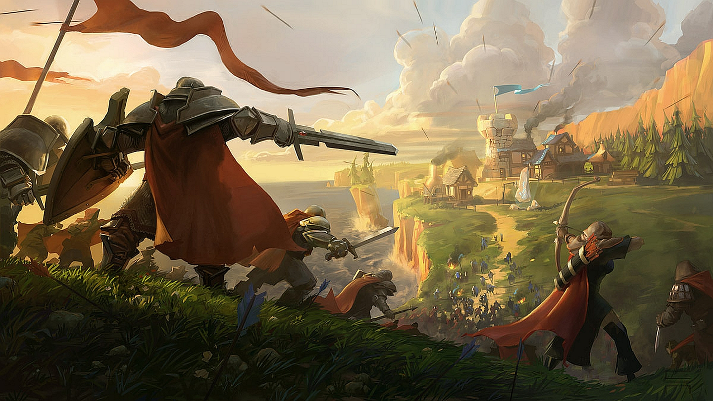 Free-to-Play medieval sandbox MMO: Albion Online