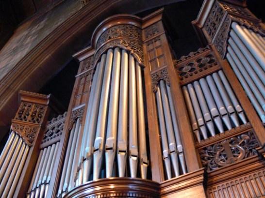 Choir Casework