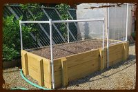 Self-Watering Raised Bed Design: How to build your own SIP ...