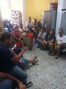 imagen de la reunión agricultores-alborinco4