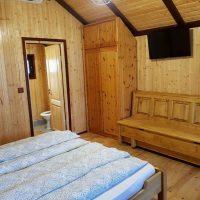 Dormitor + baie