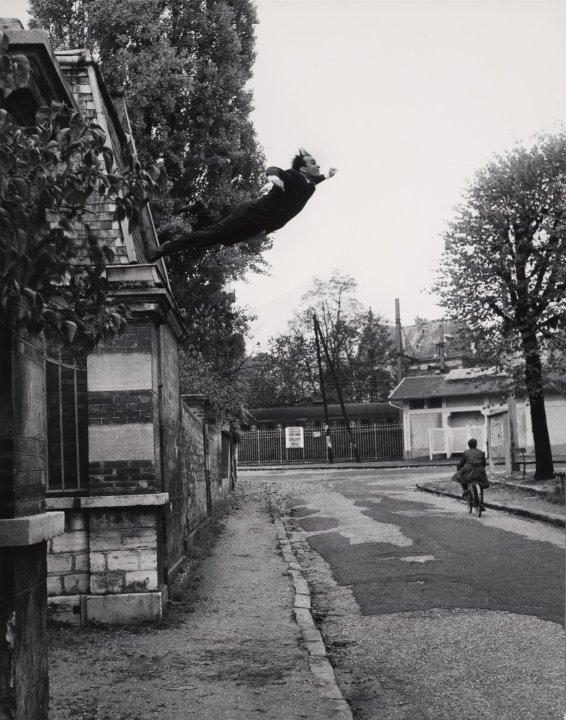 Le Saut Dans Le Vide : Klein, Vide,, Paris, Albright-Knox