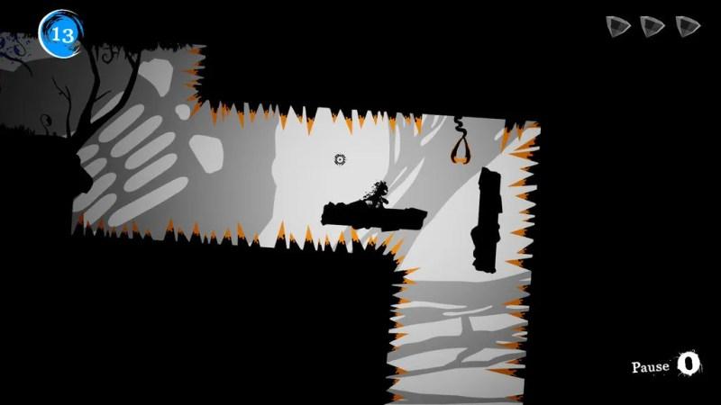 Naught, manejando el entorno   Isla de Monos
