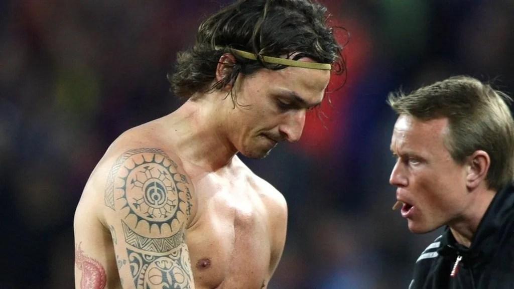 Qué Significan Los Tatuajes De Ibrahimovic