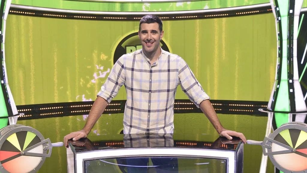 David Amor conduce el nuevo concurso de Boing: 'Ben 10 challenge'.