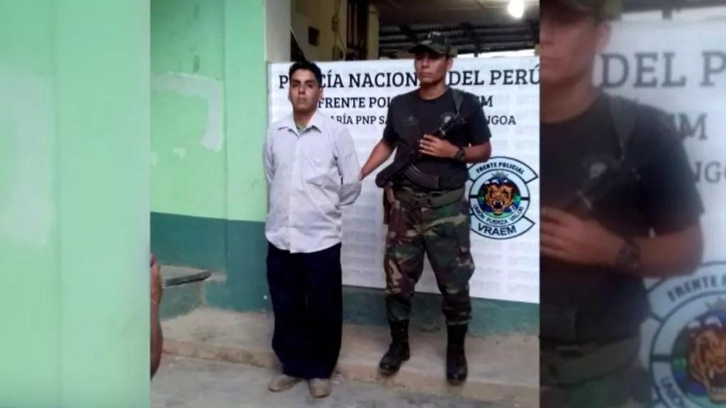 As fue la entrevista al lder de la secta peruana que capt a Patricia Aguilar hace un ao