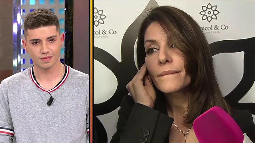 Cristina Pujol abandona la conexin llorando  Slvame