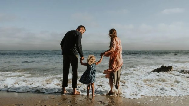 Los hijos de los divorcios;  miles de niños afectados cada año