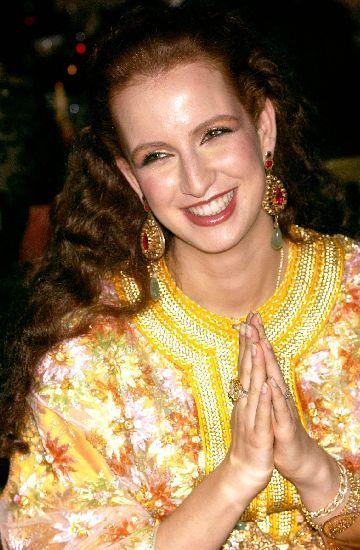 摩洛哥王妃, 尼泊爾王妃,西班牙王妃 - 李鳴飛的分享天地 - udn部落格