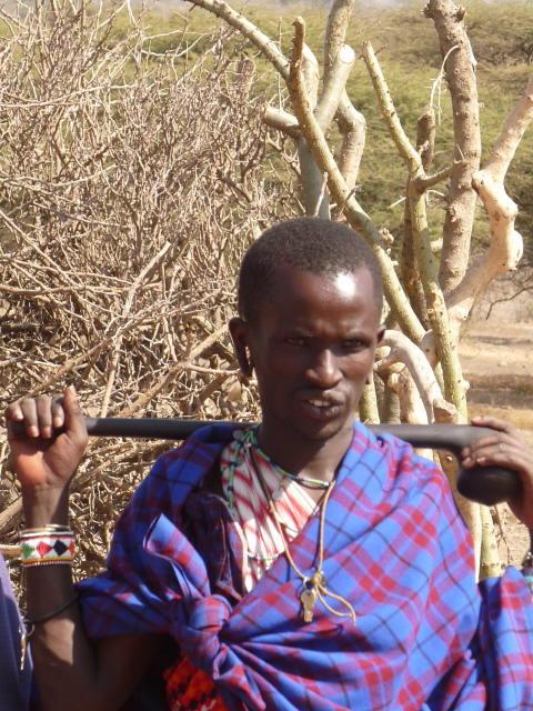 馬賽人(Maasai)的村落 - Gemini 的部落格 - udn部落格