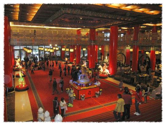 圓山飯店松鶴廳,新春下午茶 - 貪吃的小可blog - udn部落格