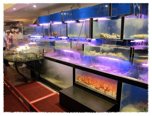 頂鮮101美食美景餐廳,雲端吃海鮮 - 貪吃的小可blog - udn部落格