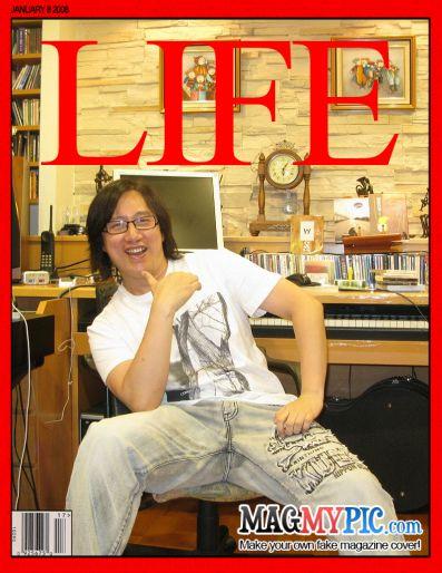 俊哥登上Life雜誌封面人物 - 【范俊逸部落格】 - udn部落格