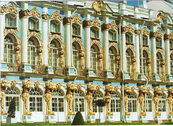 俄羅斯旅遊(四) 凱瑟琳皇宮 (The Catherine Palace and Park) - 紫老虎花園 - udn部落格