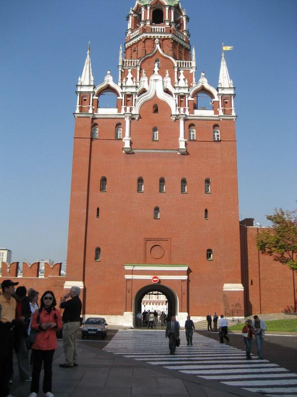 俄羅斯旅遊(五) 克里姆林宮 (The Kremlin) - 紫老虎花園 - udn部落格