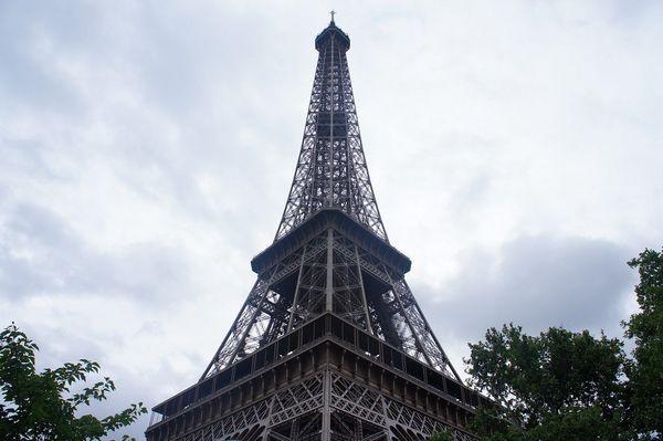 宅女獨闖巴黎~續集之巴黎必遊景點艾菲爾鐵塔 - lihua543 的部落格 - udn部落格