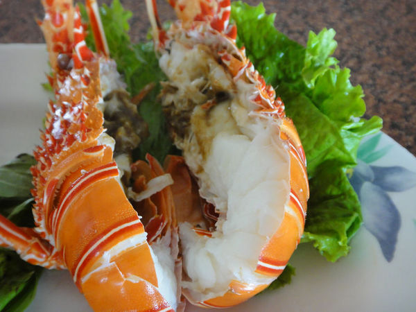 055龍蝦海鮮餐廳 - 食為天的部落格 - udn部落格