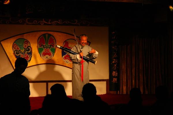 成都見聞錄-老茶館裡表演多 - taiwanmickey's blog - udn部落格