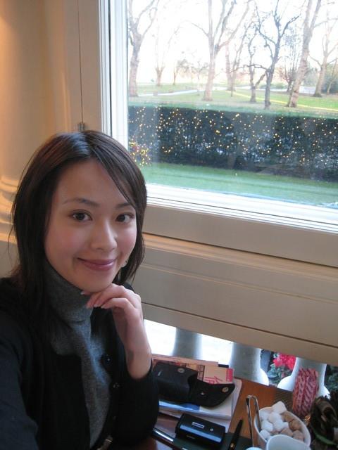 海德公園旁茶飄香 ~倫敦Mandarin Oriental飯店的愜意早餐 - 貓兒主播之家 - udn部落格