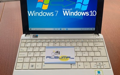 Migration de Windows 7 vers Windows 10.