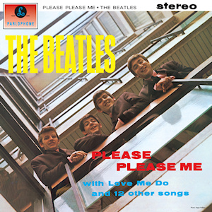 Album Cover - Please Please Me