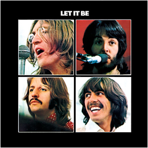 Album Cover - Let it Be