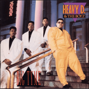 Visual Album Review: Heavy D and the Boyz – Big Tyme