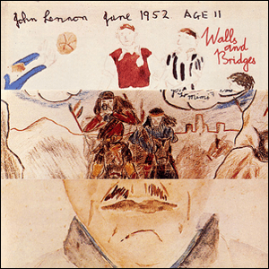 Visual Album Review: John Lennon – Walls and Bridges