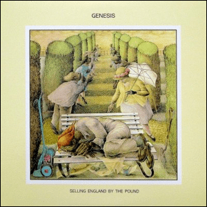 Visual Album Review: Genesis – Selling England by the Pound