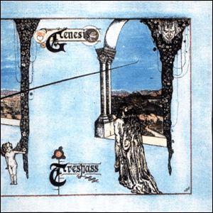 Visual Album Review: Genesis – Trespass