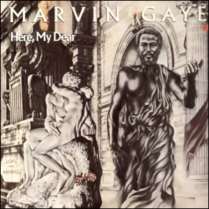 Visual Album Review: Marvin Gaye – Here, My Dear