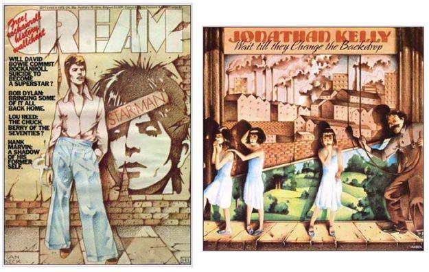 David Larkham  Album Cover Hall of Famecom
