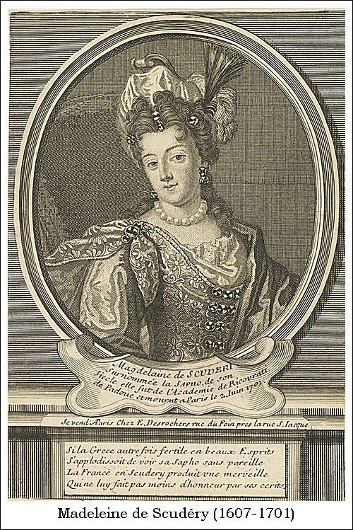 Madeleine de Scudéry (1607-1701)