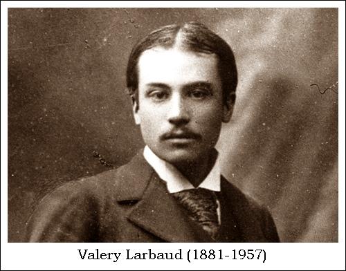 Valery Larbaud (1881-1957)