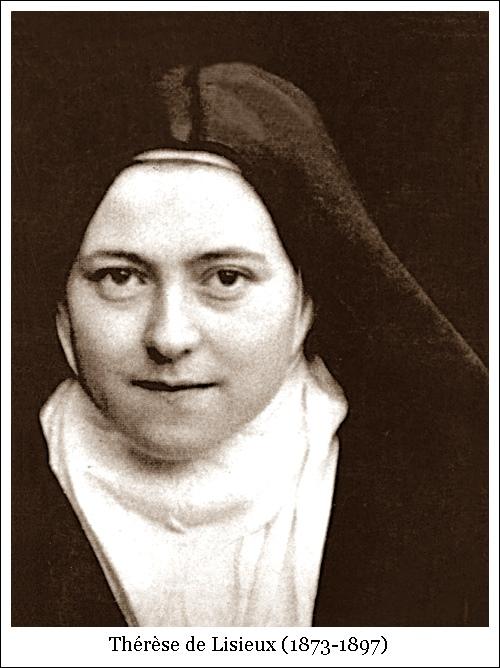 Thérèse de Lisieux (1873-1897)