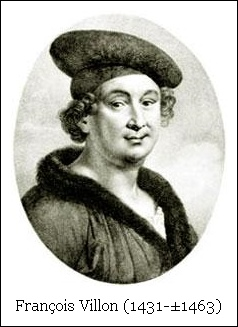 François Villon (1431-±1463)