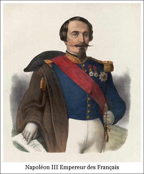 Napoléon III – Empereur des Français