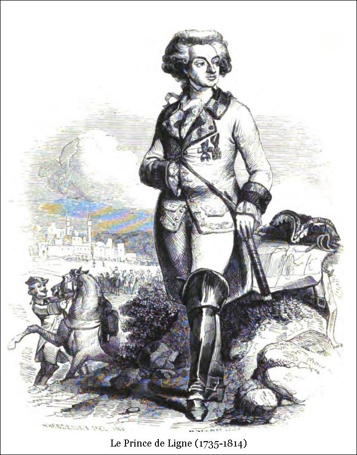 Le Prince de Ligne (1735-1814)