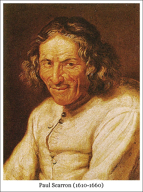Paul Scarron (1610-1660)
