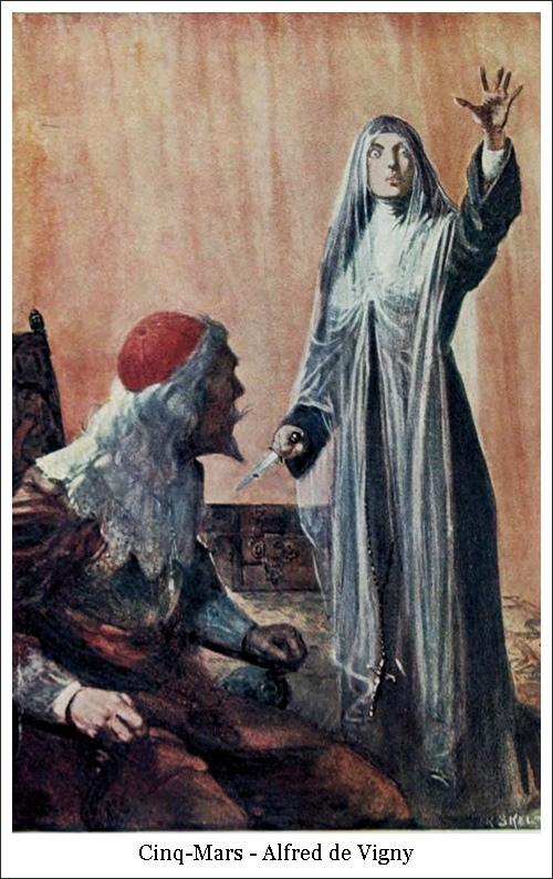 Cinq-Mars – Alfred de Vigny