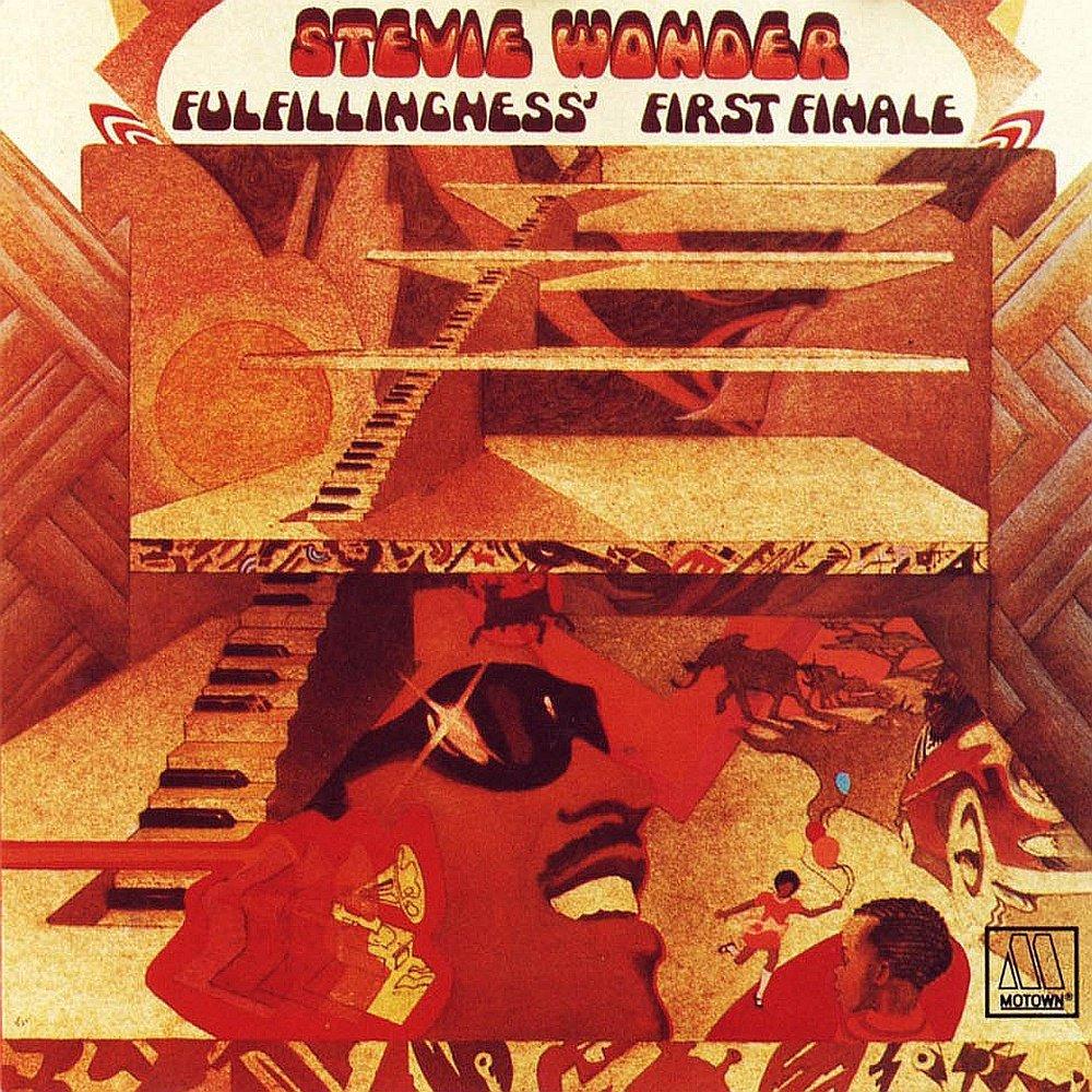 Stevie Wonder Fulfillingness First Finale