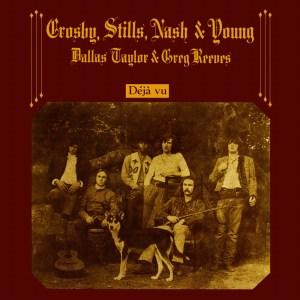 Crosby, Stills, Nash & Young Deja Vu