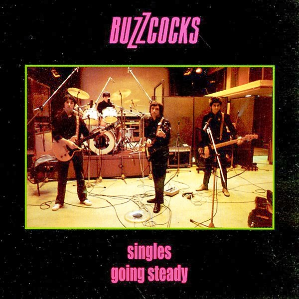 Buzzcocks Singles Going Steady