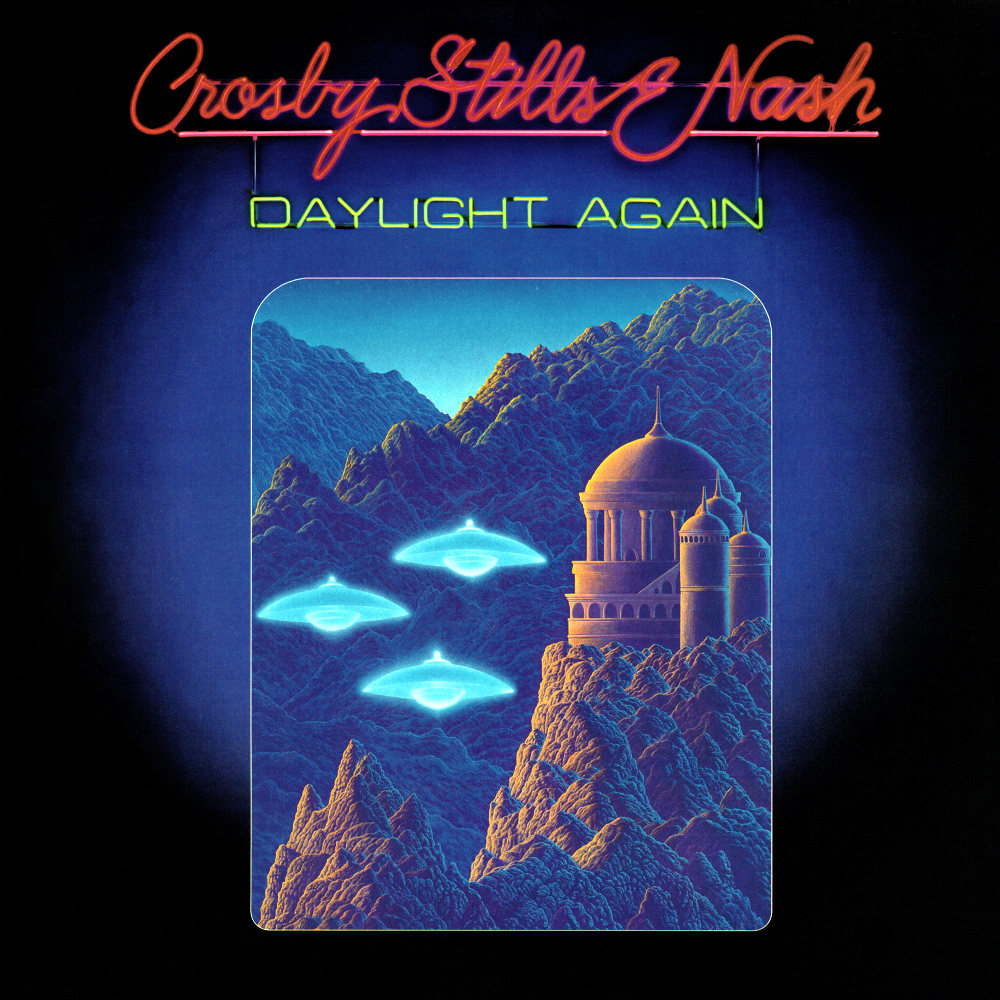 Crosby, Stills and Nash Daylight Again