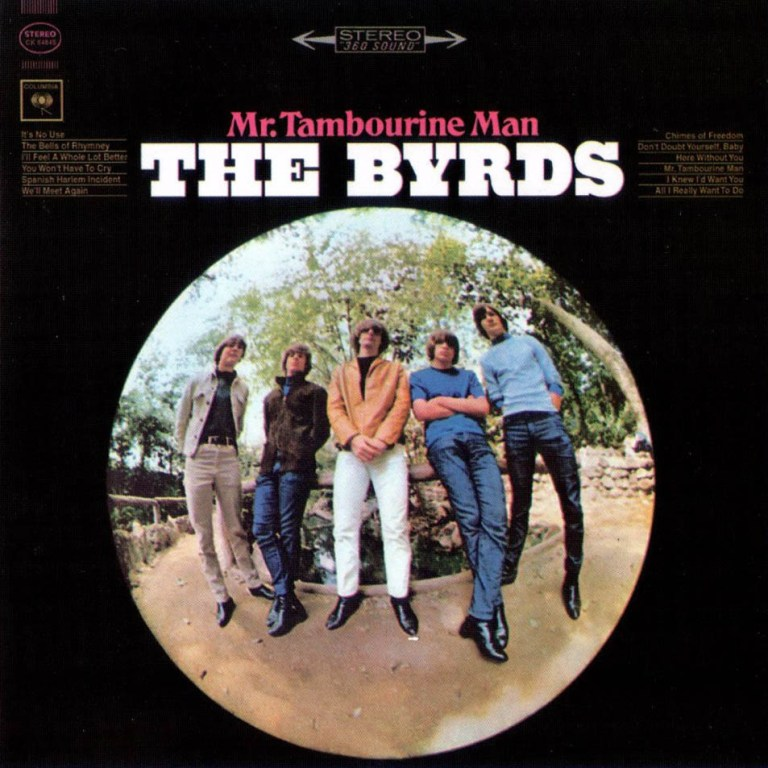 The Byrds Mr. Tambourine Man