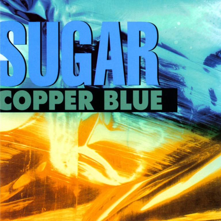 Sugar Copper Blue